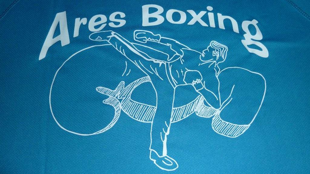 Flyers Arès Boxing