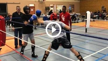 Interclubs de boxe Trévoux 2019